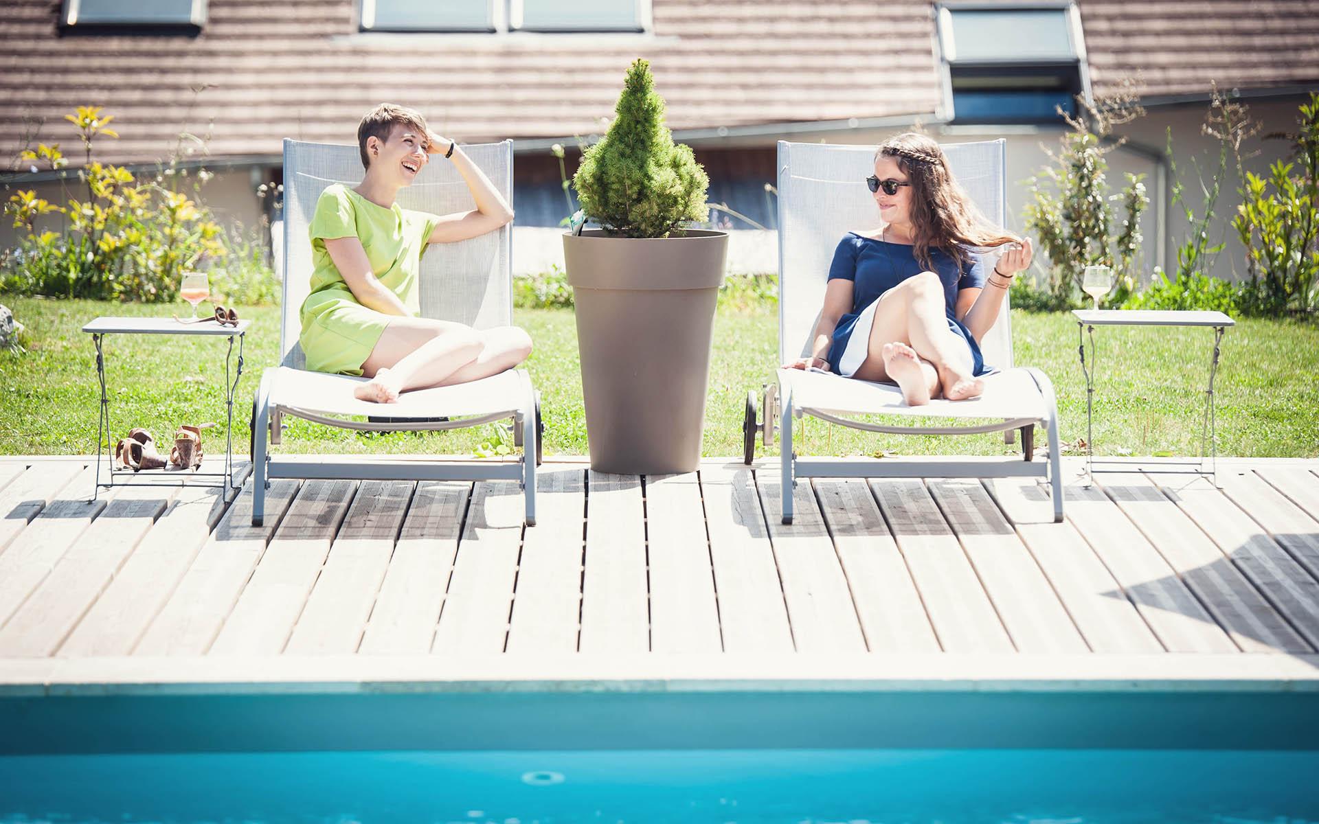 Entreprise c line magnier photographe professionnelle for Restaurant piscine